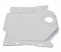 Covers & Accessories - Oil Tank Cover White Ruckus - Swd from Motobuys.com