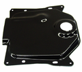 Covers & Accessories - Oil Tank Cover Black Ruckus - Swd from Motobuys.com
