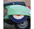 Spare Tire Covers - Mod Target 10� from Motobuys.com