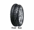 Continental Tires & Wheels - Twinduro Tkc80-Dual Sport Front from Motobuys.com