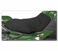 Kolpin Seat & Cover - Black Heated Seat Cover from Motobuys.com