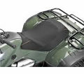 Quadgear Seat & Cover - Extreme Atv Deluxe Black Seat Covers from Motobuys.com