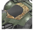 Quadgear Seat & Cover - Extreme Atv Deluxe Realtree Ap-Hd Seat Covers from Motobuys.com