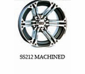 "Ss212 Wheel Kits For 14"" Itp 589 M/S from Motobuys.com"