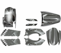 Yana Shiki Body - Complete Fairing Kits - Kawasaki Zx-14 (8 Piece Kit) 06-11 from Motobuys.com