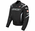 Joe Rocket Mens Jacket - Ufo Solid Textile from Motobuys.com
