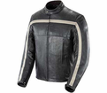Joe Rocket Mens Jacket - Old School Leather from Motobuys.com