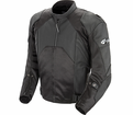Joe Rocket Mens Jacket - Radar Dark Leather Race from Motobuys.com