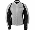 Fieldsheer - Breeze 3.0 Women'S Jacket B/S/W from Motobuys.com