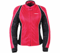 Fieldsheer - Breeze 3.0 Women'S Jacket B/P/W from Motobuys.com