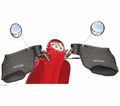 Bike Accessories - Scootr Logic Scooter Mitts - Street 2011 from Motobuys.com