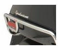 GT/GTS ACCESSORIES VESPA - FACO CHROME COWL PROTECTORS GTS 250 - Swd  - Lowest Price Guaranteed! FREE SHIPPING !