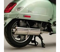Genuine Buddy Accessories - Prima Stainless Exhaust System from Motobuys.com