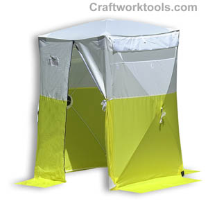 PELSUE GROUND TENT 4' X 4' MODEL 6504A