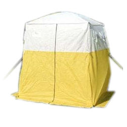 PELSUE GROUND TENT 8' X 8' MODEL 6508A