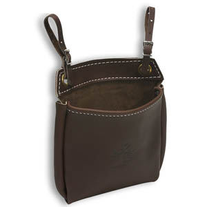 Buckingham Leather Bolt Bag 5299
