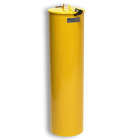 "STORAGE CANISTER FOR 8"" X 15' HOSE"
