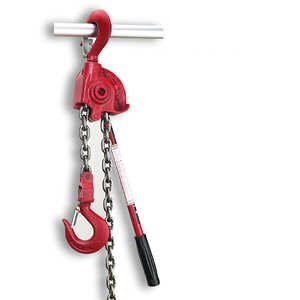 FAST LIFT & EASY LIFT RATCHET LEVER HOIST