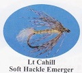 Lt. Cahill Soft Hackle Emerger