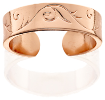 fall copper ring finger pain copper rings
