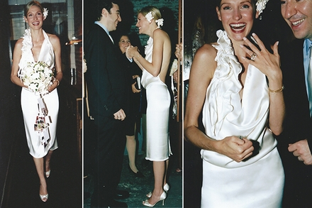 Catherine McCord's Wedding Dress