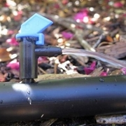 Drip Irrigation (for 4X12 Raised Bed Garden Built By CGS)
