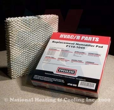 Carrier Humidifier Water Pad/Panel/Filter P110-1045 for HUMCCSBP2212/2312/2412 HUMCASBP23122412, Fits many Aprilaire,  Totaline, Lasko, Lennox, Honeywell and Bryant humidifiers. SEE DESCRIPTION  This is original factory replacement part NOT an aftermarket product. SEE OUR NEW QUANTITY PRICING. Quantity price will be figured at check out.