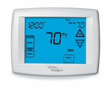 White-Rodgers Big Blue Humidity thermostat 1F95-1291