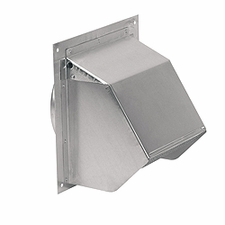 Broan 3 1/4 x 10 Wall Cap