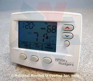 White Rodgers 1F80-0471 80 Series Blue