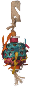 PP Basket Foraging Toy Small
