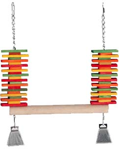 Paradise Toys Featherland Swing w/Blocks Extra Large