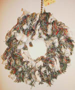 Birdie Toys Birdie Wreath Medium
