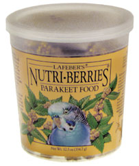 Lafeber Nutri-Berries Parakeet Original 12.5oz