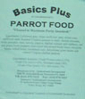 Goldenfeast Basics Plus Parrot 32oz