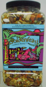 Goldenfeast Carribean Bounty Super Container 64oz