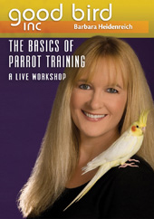 Good Bird Basics of Parrot Training