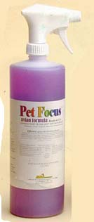 Disinfecting your Bird's Cage & Play Area Properly