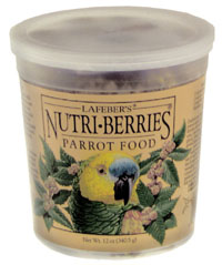 Lafeber Nutri-Berries Parrot Original 12oz