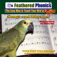 Feathered Phonics CD Volume 2 Songs and Rhymes