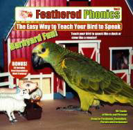 Feathered Phonics CD Volume 3 Barnyard Fun