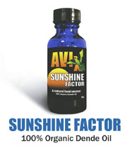 AVIx Sunshine Factor 4oz