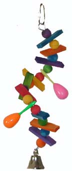 Super Bird Creations Maraca Mania