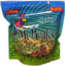 Mr. Beaks Bird Treats
