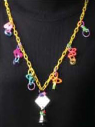 Super Bird Creations Birdie Bling Necklace