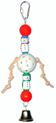 Super Bird Creations Christmas Snowman