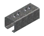 XA-21806,  C-Track Bolted Joint Assembly