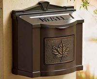 Gaines Wall Mount Mailbox