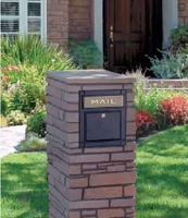 column mailbox or nonlocking - Locking Mailboxes