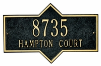 Hampton Plaque